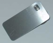 Tab Mounted Pin (Oblong-Horizontal)
